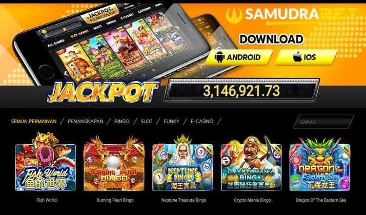 Variasi Permainan Judi Slot Online